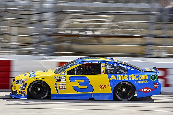NASCAR Cup Austin Dillon leads Chevrolet with strong top-five run in Southern 500