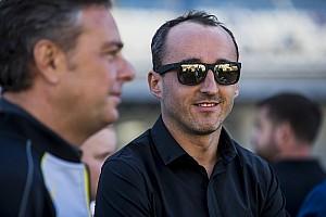 F1 Noticias de última hora Williams evalúa si Kubica puede volver a la F1