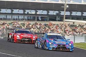 スーパーGT 速報ニュース 【スーパーGT】鈴鹿7位獲得の大嶋和也「残り2戦とも勝つつもりでいく」