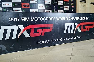 MXGP Breaking news Jadwal balap motocross MXGP Indonesia 2017