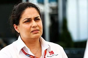 """Formel 1 Interview Monisha Kaltenborn: """"Viel Arbeit am Unterboden und Frontflügel"""""""