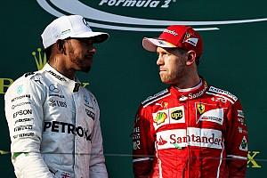 Формула 1 Новость Феттеля и Хэмилтона обрадовала мысль о борьбе друг с другом