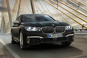 Автомобілі Важливі новини BMW M760i на автобані розігнали до 320 км/год