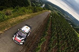 WRC Breaking news Lefebvre jelaskan kecelakaan yang patahkan kaki sang co-driver