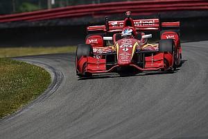 IndyCar Репортаж з практики Діксон найшвидший у першій практиці