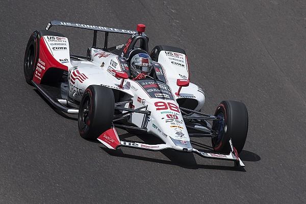 IndyCar Antrenman raporu Indy 500: Andretti hızlı Cuma'da yerini korudu
