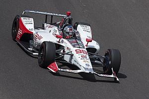 IndyCar Crónica de entrenamientos Andretti marca el ritmo en el Fast Friday de Indy 500