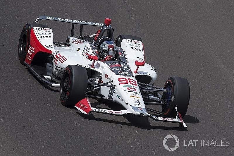 Andretti marca el ritmo en el Fast Friday de Indy 500