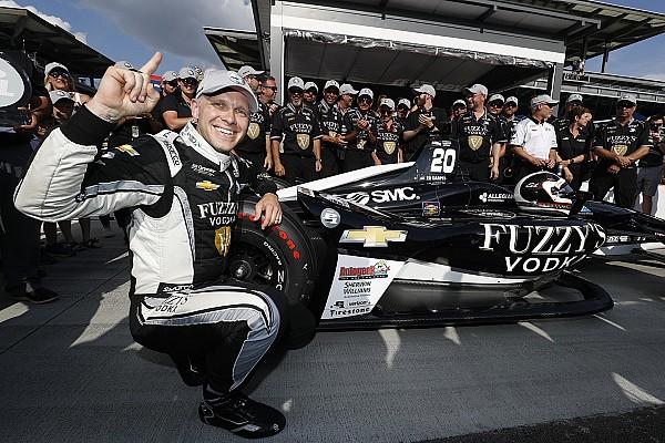 IndyCar Crónica de Clasificación Indy 500: Carpenter bate a los Penske, y consigue su tercera pole