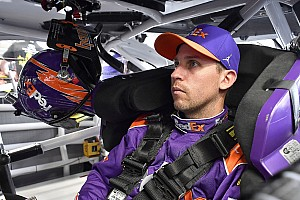 NASCAR Cup Practice report Denny Hamlin fastest in Thursday's lone Coke 600 practice