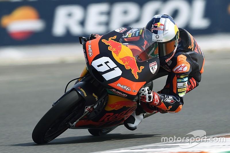 Rookies Cup Jerez: Sezonun ilk yarışında zafer Can Öncü'nün!