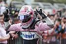 Perez keeps Azerbaijan Grand Prix podium