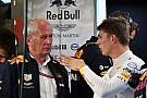 """Formule 1 Marko kritisch op ongeduldige Verstappen: """"Resultaat telt pas als je over de finish komt"""""""