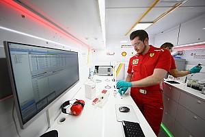 Insight: The trackside laboratory crucial to Ferrari's F1 success