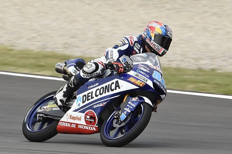 FP1 Moto3 Catalunya: Martin ungguli Bulega