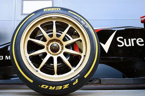 Dal 2021 la F1 passerà alle gomme da 18'' e vieterà l'utilizzo delle termocoperte