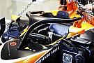 F1 kijkt naar mogelijkheid om halo van digitaal display te voorzien