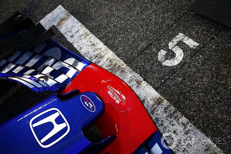 Azerbaycan GP öncesi: Yarış gridi