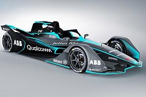 电动方程式 突发新闻 电动方程式发布第二代赛车