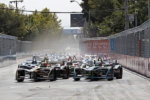 フォーミュラE 速報ニュース テチータ、レース中のトラブル明かす「彼らの接触を知らなかった」