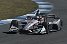 IndyCar IMS road course test: Power on top, King stars, Telitz debuts