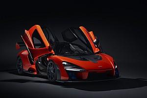 Automotive Breaking news McLaren luncurkan hypercar bernama Senna