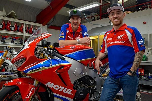 Roads 2018: Honda mit Hutchinson und Johnston
