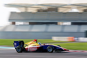 GP3 Breaking news Trident retains Tveter for second GP3 campaign