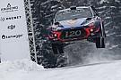 WRC Thierry Neuville gewinnt die WRC Rallye Schweden 2018