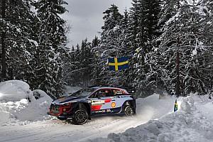 WRC Résumé de course