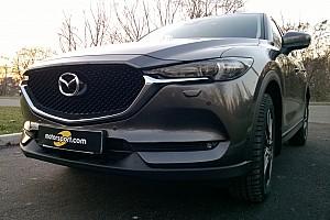 Mazda CX-5: дизельний гонщик