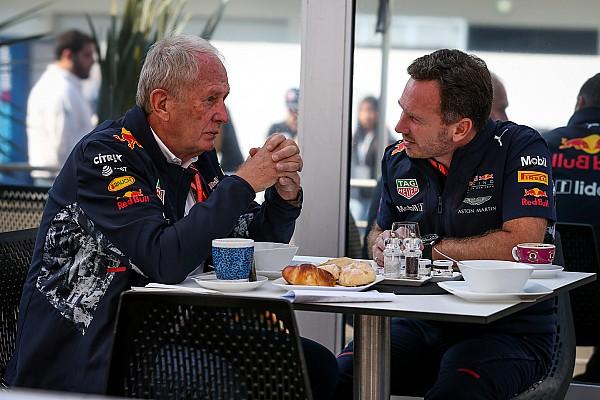 Формула 1 Новость Марко оценил шансы Red Bull на титул как призрачные