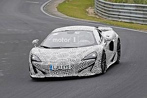 Auto Actualités McLaren peaufine sa sportive très exclusive!