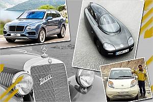 Automotive News Die verrücktesten Diesel der Geschichte