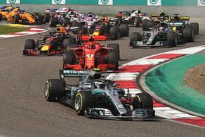 Formule 1 Special feature GP in quotes: Alle rijders over de bewogen Grand Prix van China
