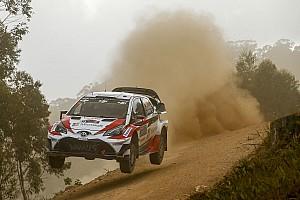 WRC Actualités Latvala déterminé à écarter la menace Tänak chez Toyota
