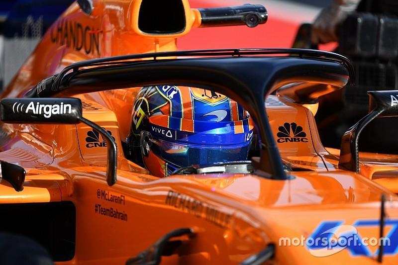 McLaren: Lando Norris debutta a Spa in FP1 sulla MCL33 di Alonso