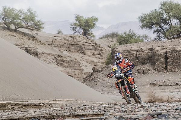 Stage 12 dibatalkan untuk motor dan quad