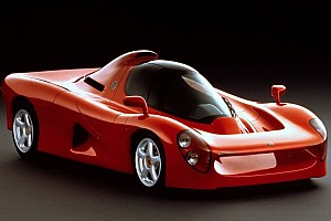 Automotive Breaking news Remembering Yamaha's F1-engined road car