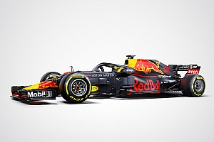 Formula 1 Breaking news Red Bull reveals definitive 2018 Formula 1 livery