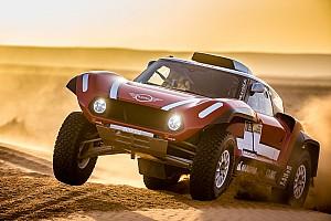 Dakar Toplijst Foto's: Mini introduceert een buggy voor Dakar Rally 2018