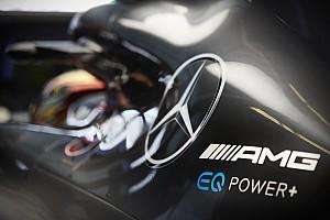 Formule 1 Actualités Le moteur Mercedes 2018 sera