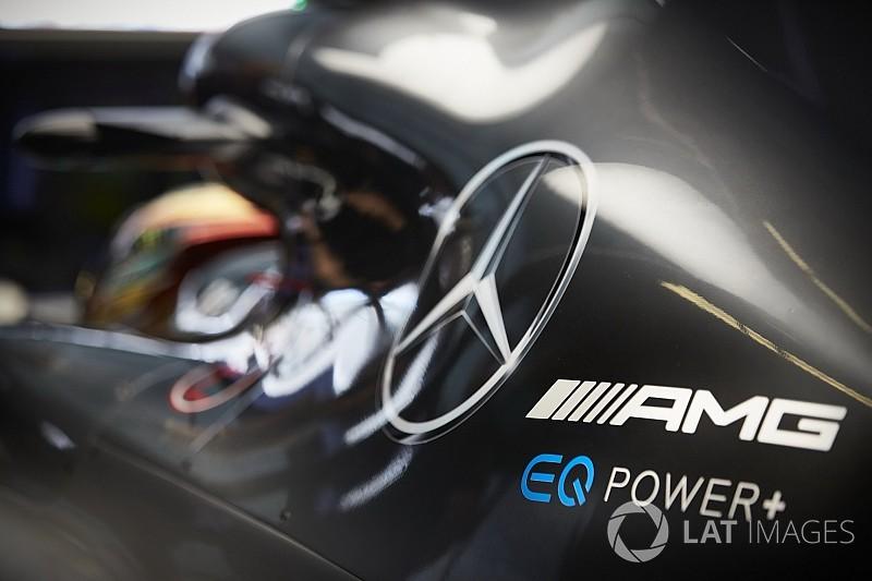 Mercedes nadert barrière van 1.000 pk met F1-motor