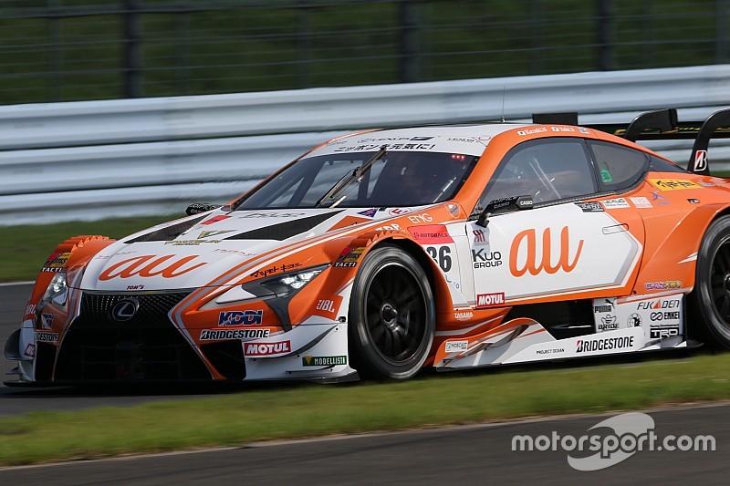 Гонщики Lexus выиграли этап Super GT на «Фудзи», Nissan упустил победу в конце гонки