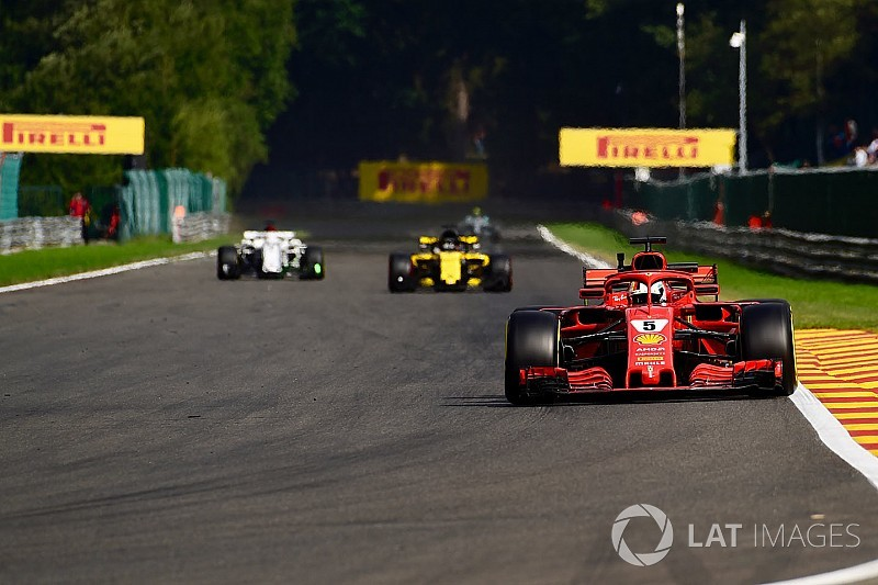 Pirelli, Belçika GP'de tek pit stop bekliyor