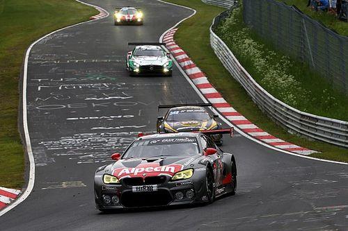 Czerwona flaga na Nürburgringu