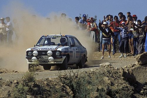 Vatanen to be reunited with WRC title-winning Ford after 40 years