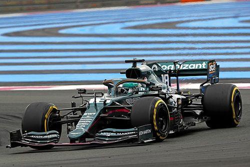 Aston Martin Bungkam Kritik dengan Performa Apik di GP Prancis