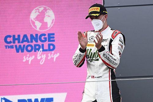 Hasil Race 3 F3 Austria: Vesti Raih Kemenangan Perdana