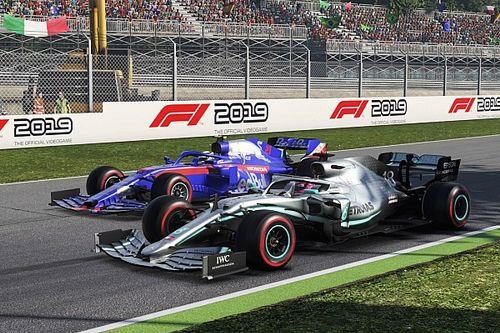 الفورمولا واحد تُطلق سلسلة ألعاب إلكترونيّة لتعويض السباقات المؤجّلة في 2020